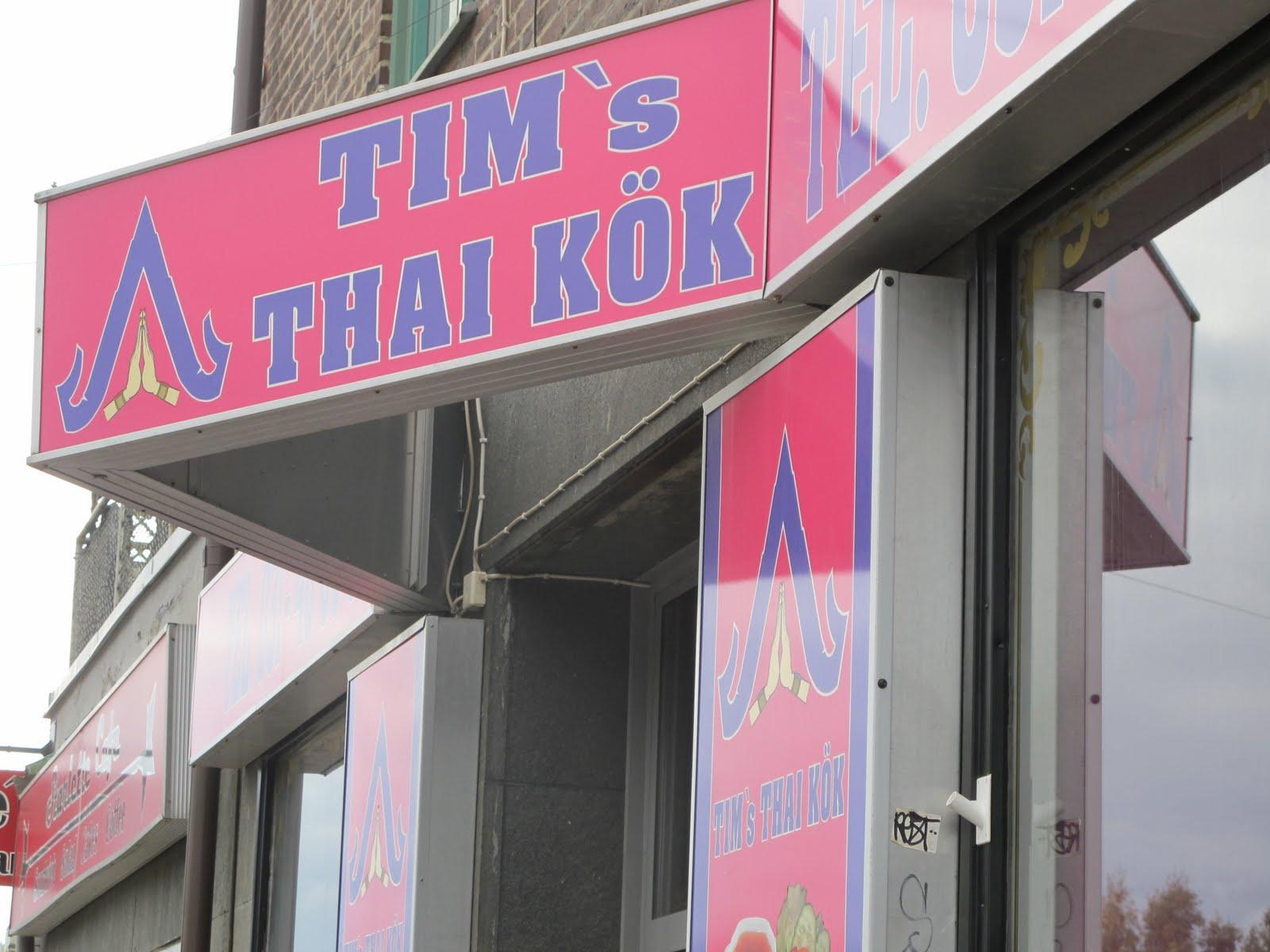 Tims Thai Göteborg