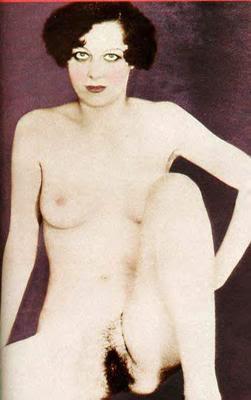 greta garbo nude