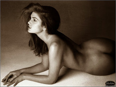Nude Pics Of Cindy Crawford 35