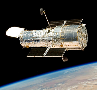TransGriot: Hubble Space Telescope Launch 20th Anniversary