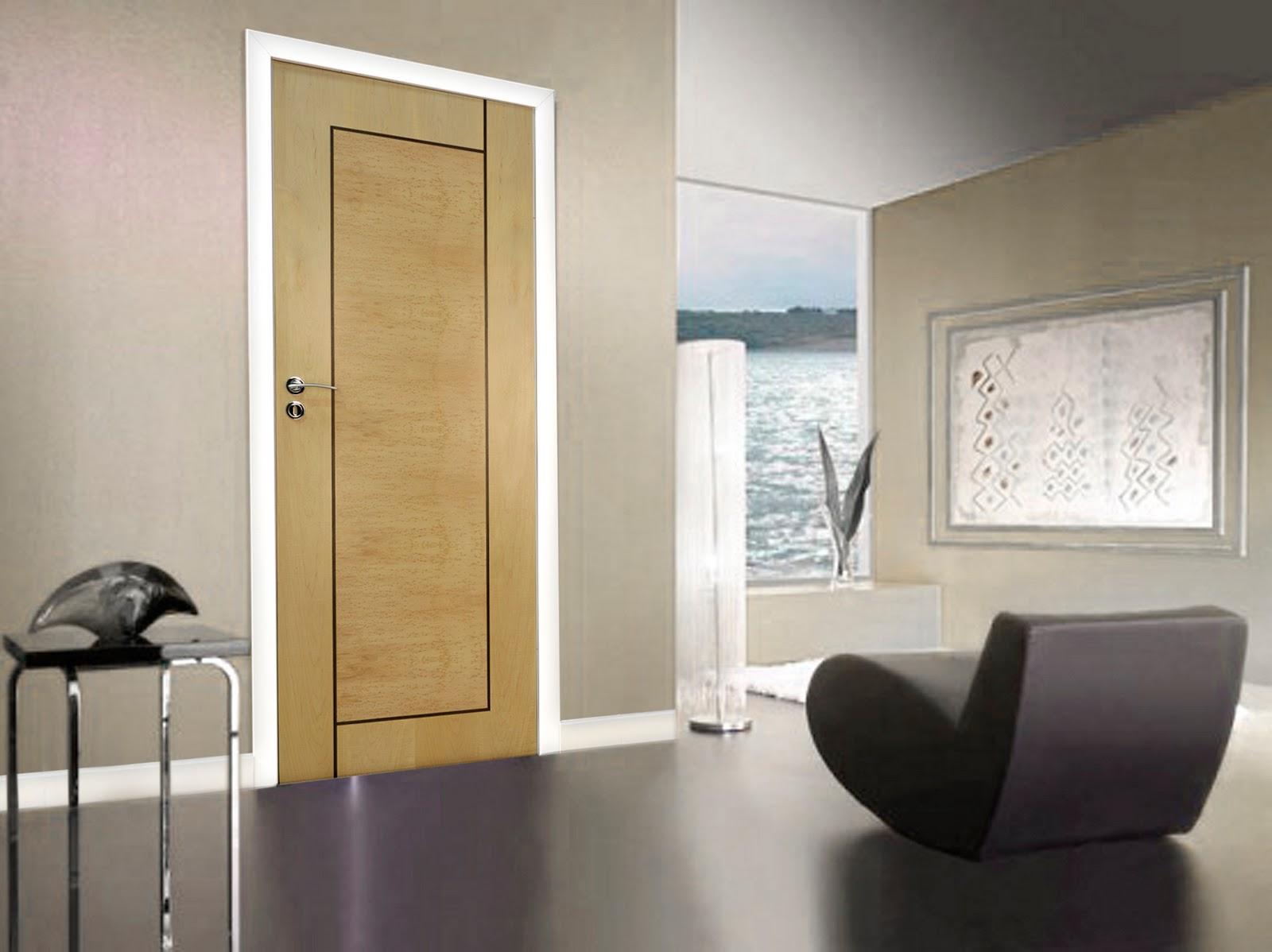 Mark 1 Photography: Designer doors and modern interiors