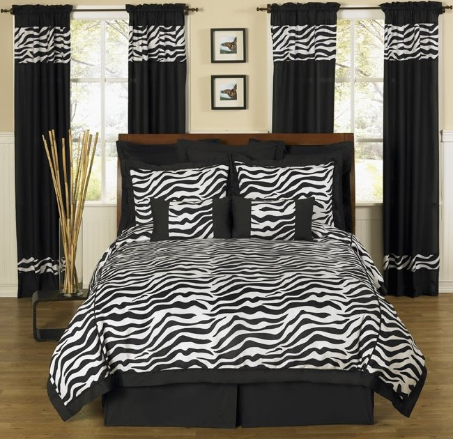 Beyond-Bedding: Animal Prints Are IN