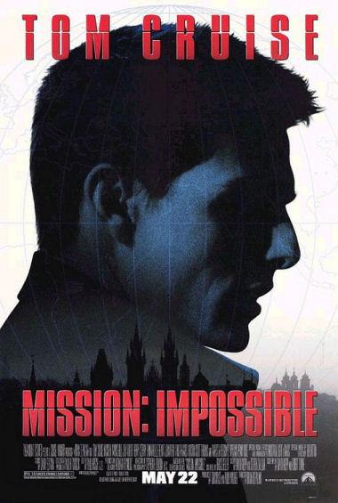 Assistir Missão Impossível Dublado Online 1996