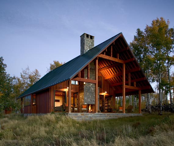 Modern Ranch Houses: ' All About Modern Ideas ': Modern Ranch House In Colorado