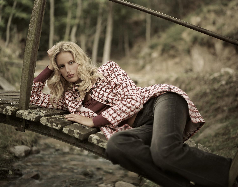 Models Inspiration: Karolina Kurkova (Mango 2008)