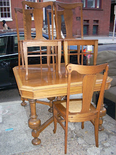 Strange Uhuru Furniture Collectibles Beautiful 1930S Dining Table Machost Co Dining Chair Design Ideas Machostcouk