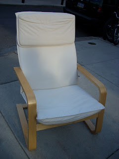 Uhuru Furniture Amp Collectibles Ikea Poang Style Chair