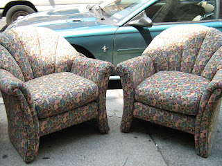 Uhuru Furniture & Collectibles: Set of 2 Comfortable Living ...