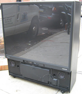 Uhuru Furniture Amp Collectibles Toshiba 55 Inch Projection