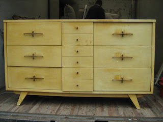 Uhuru Furniture & Collectibles: 1950s Bedroom Set - SOLD