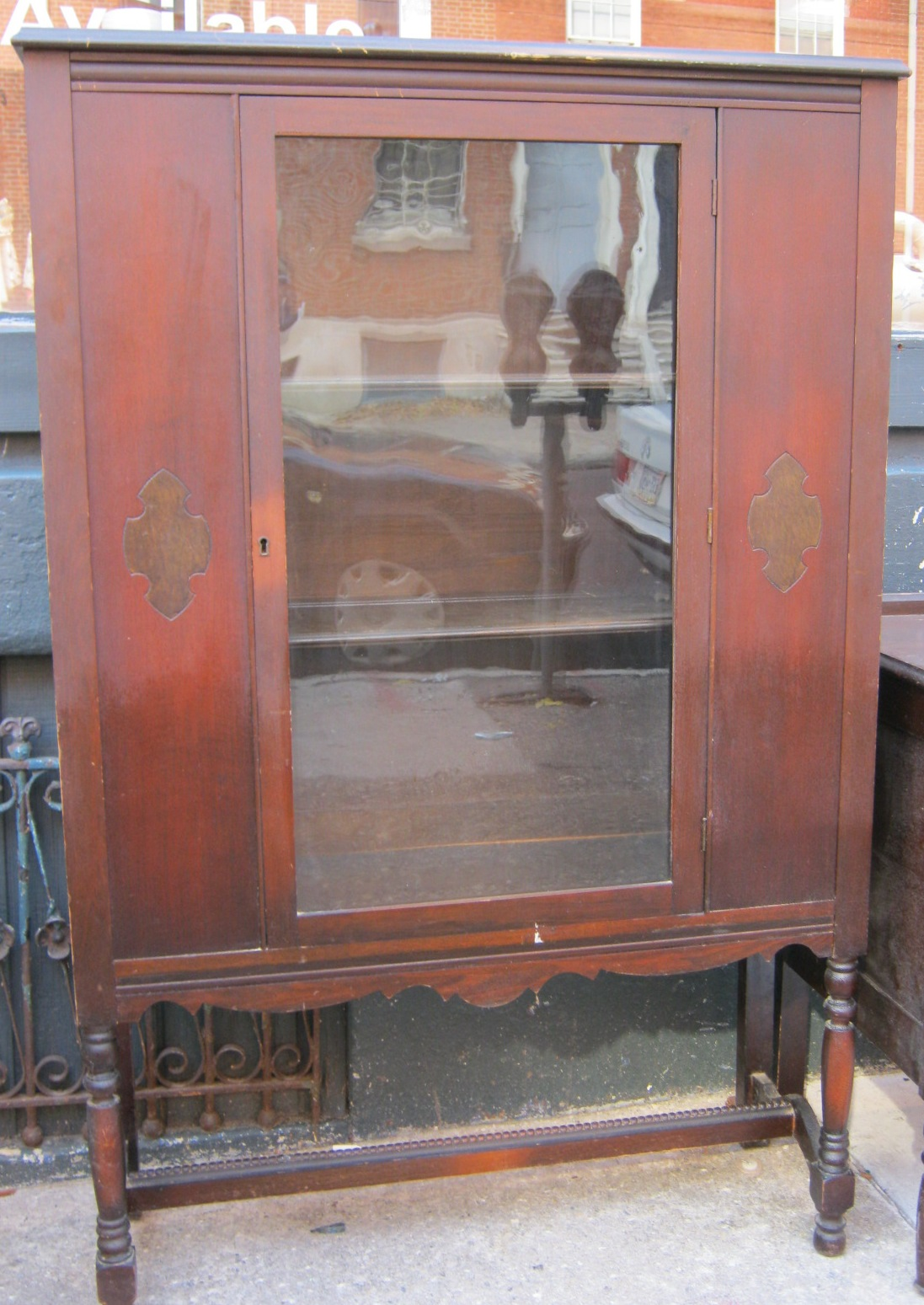 Uhuru Furniture Amp Collectibles 1930s China Cabinet And