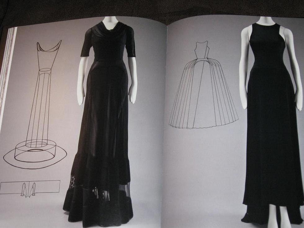 Isabel Toledo catalogue, pp. 124-25