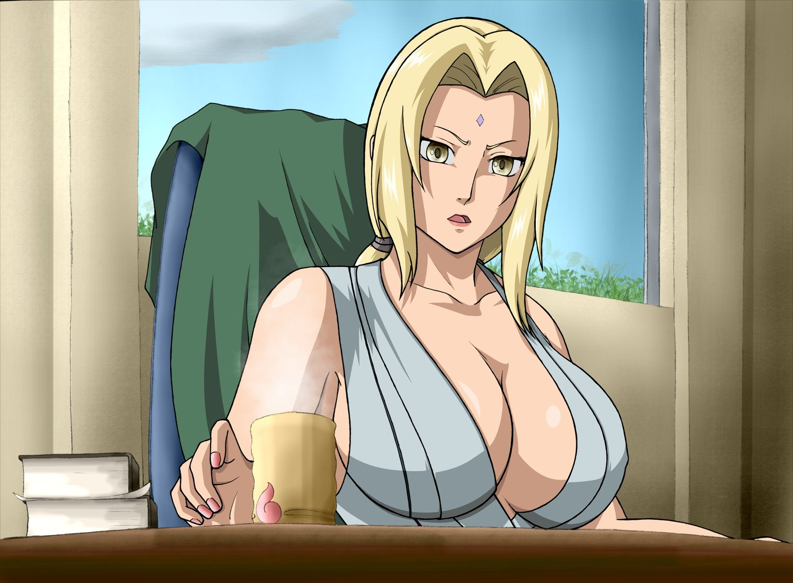 lady tsunade hot
