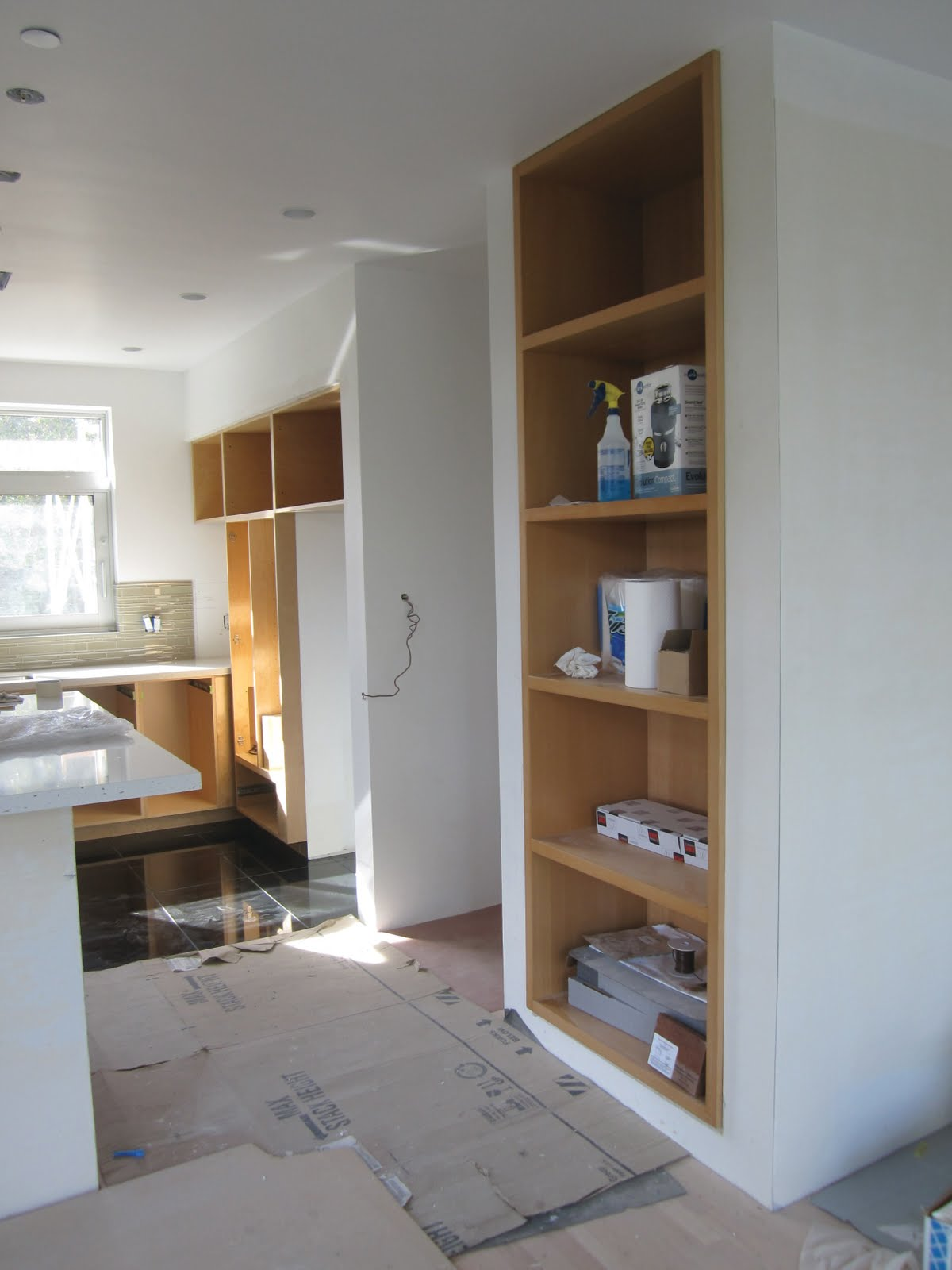Dining Room Pantry Cabinet