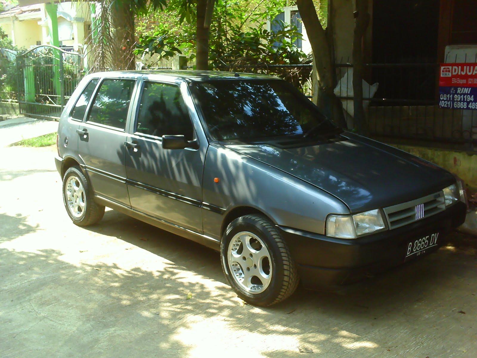 Wnwayudi: Jual Mobil Fiat Uno 2 Th 1994