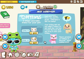 Pet Society, Petlings, Bukan Dewi Persik