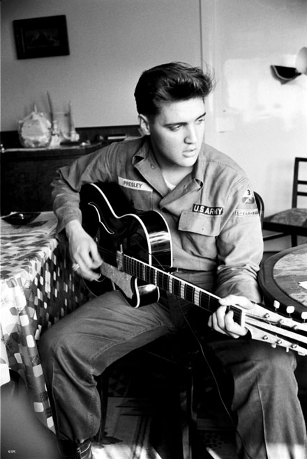 ELVIS Would Have Been 76 on Jan. 8,2011