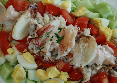 Wives With Knives Dungeness Crab Louie King Of Salads