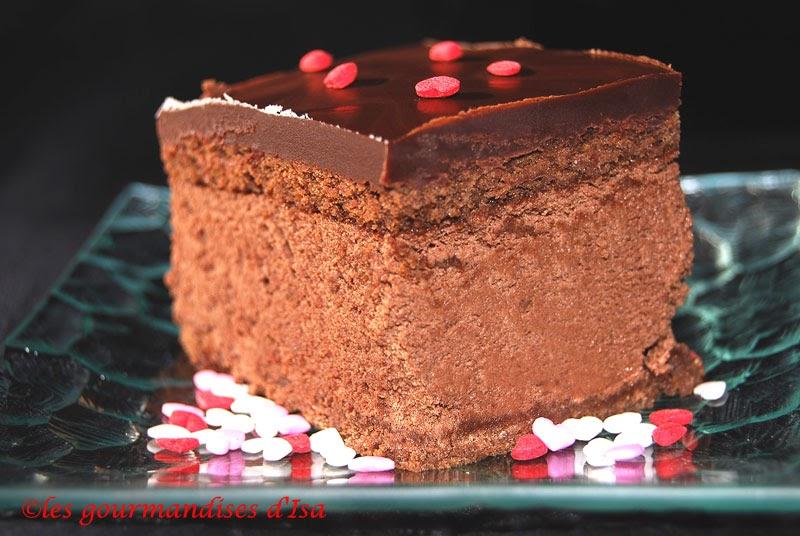 Recette Gateau Rectangulaire Chocolat A Decorer De Pate A Sucre