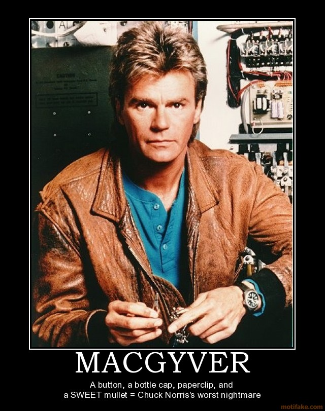 The Stay At Home Scholar Macgyver Parenting Part I