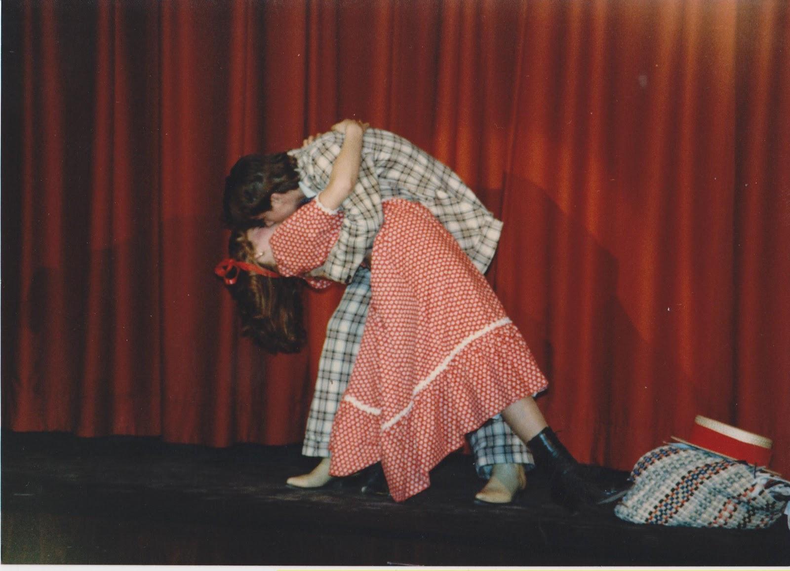 Seraphim Bears Blog Playing Dress Up Oklahoma Me As Ado Annie