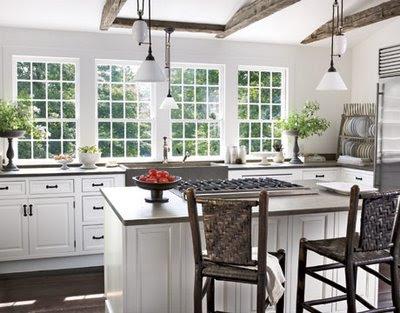 cozinha-classica-branca-decoração