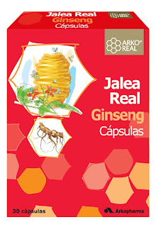 Arko Real Jalea Real con Ginseng. Año nuevo vida nueva ¡¡¡ A funcionaaaar ¡¡¡
