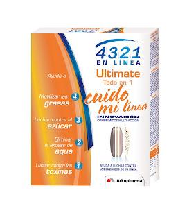 4321 Ultimate. La sensación en dietetica natural. Sorteo de un pack con regalo para nuestr@s lector@s ¡¡¡