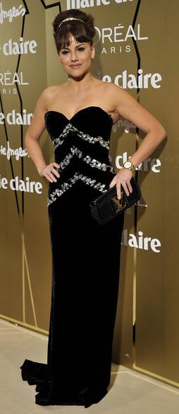 VIDEO y Nota: VIII edición de los Premios de la Moda Marie Claire, celebrados ayer en la Embajada de Francia con Imanol Arias como presentador.