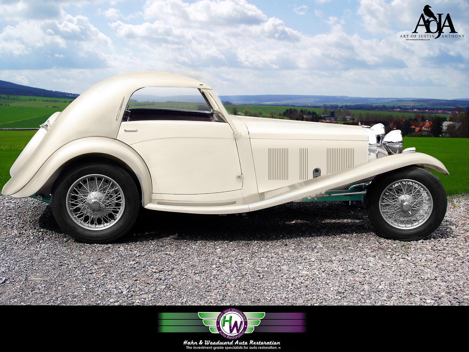 restorationtimes one of a kind hrg coupe to appear at pittsburgh vintage grand prix british. Black Bedroom Furniture Sets. Home Design Ideas
