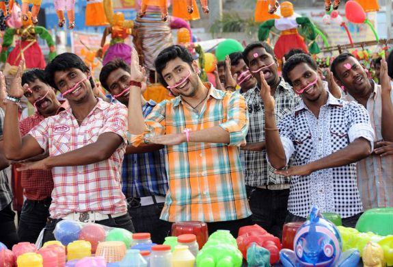 Suriya Nagaram Movie still