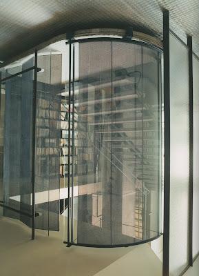 dream house la maison de verre hovey design. Black Bedroom Furniture Sets. Home Design Ideas