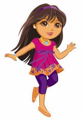 Mind of a Brown Skin Beauty: Grown-Up Dora