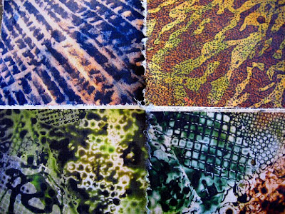 Digital images on fabric