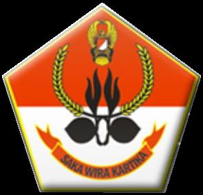 Saka Wira Kartika Kabupaten Pekalongan: logo