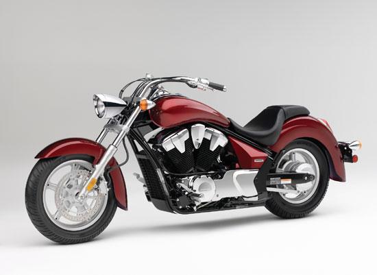 Honda Motorcycle Parts VT1300CR Stateline 2010