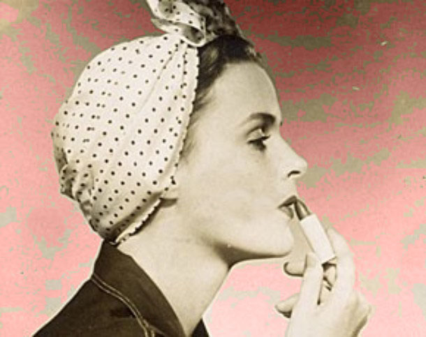 1940s fashion - women's hairstyles