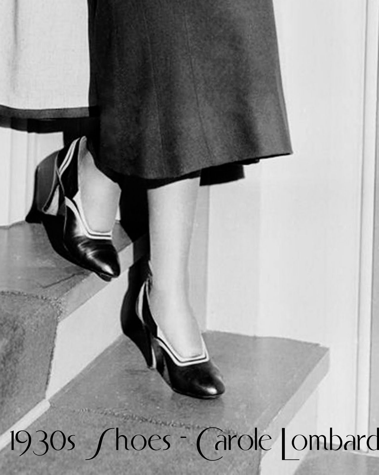 1930 S Fashion Womens Shoe Styles Glamourdaze