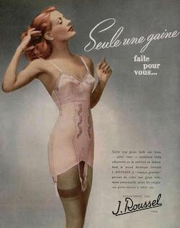 1940s style lingerie