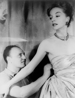 Pierre Balmain - 1950s fashion designer
