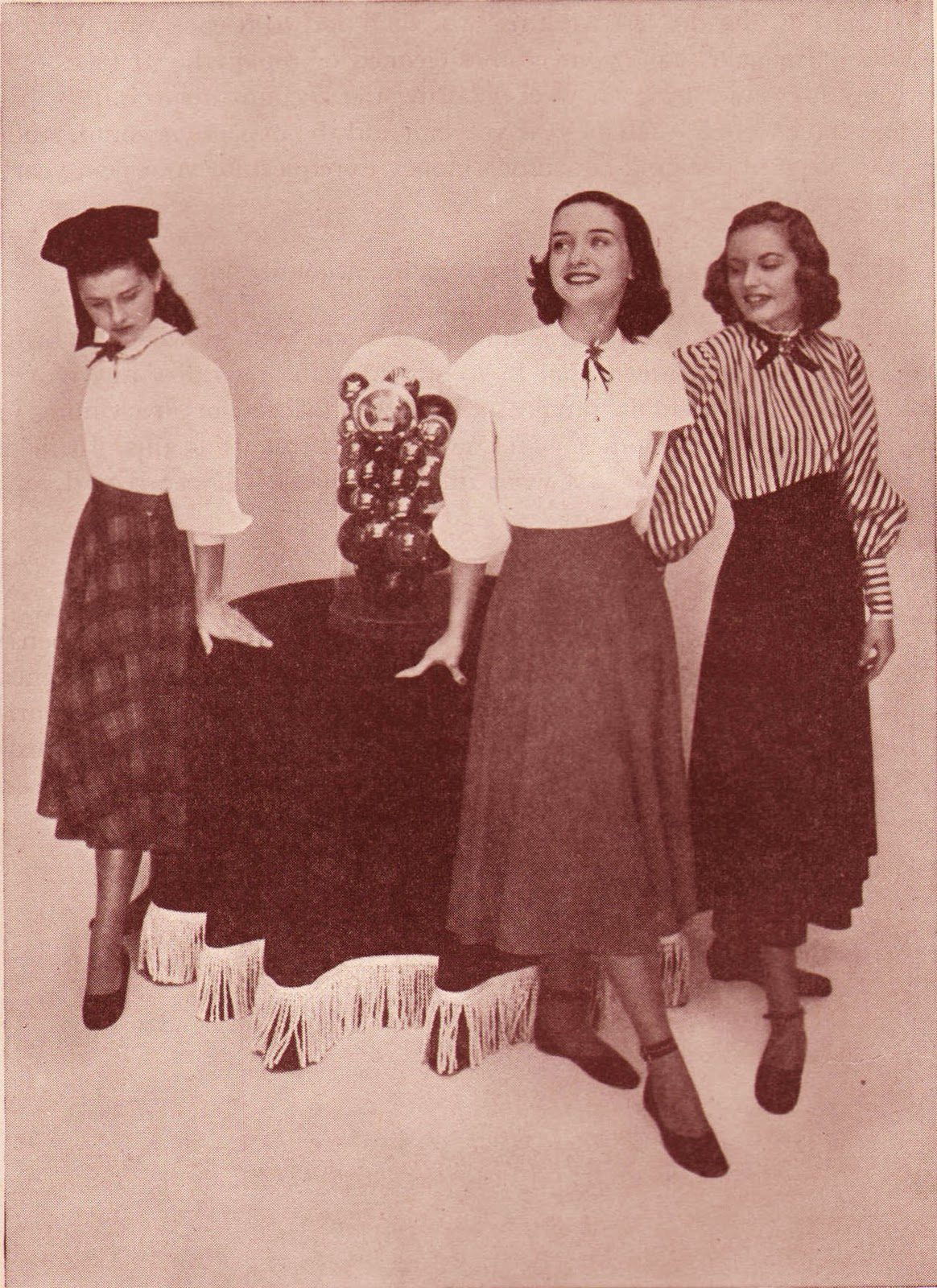 1940s fashion Wardrobe Plan - Dress accurately