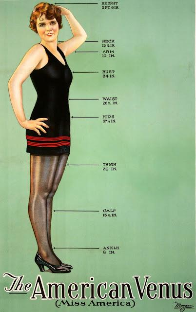 1920's silhouette
