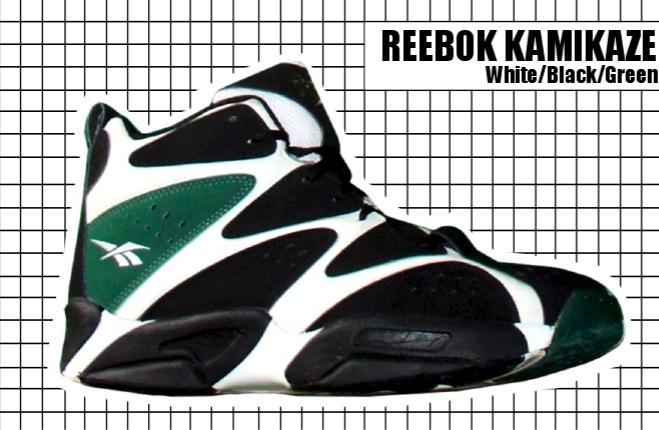 Shawn Kemp Kamikaze Shoes Sale