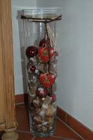 carolas scrapbookeck meine weihnachtliche deko. Black Bedroom Furniture Sets. Home Design Ideas