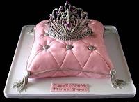 kue mahkota unik