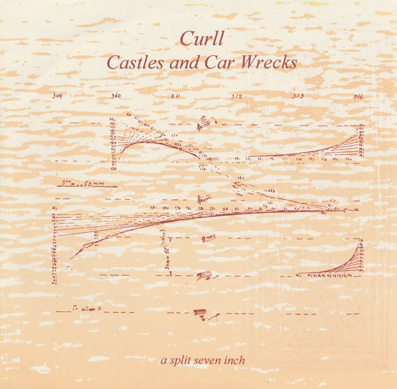 Curll / Castles And Car Wrecks - A Split Seven Inch