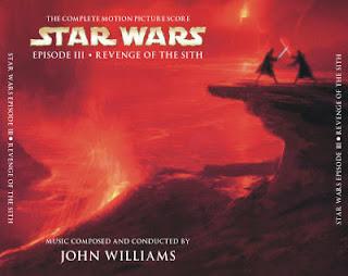 tv-soundtracks: star wars episode iii the complete score