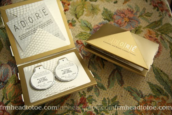 9e6b5061cd Adore Bi-Tone Grey Colored Contact Lens Review - From Head To Toe