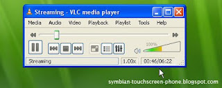 vlc media player pour nokia 5800