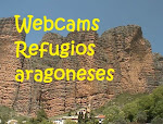 Webcams refugios aragoneses